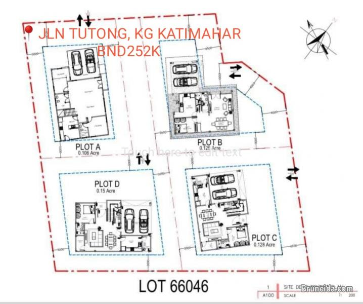 Picture of PROPOSED 2 STOREY DETACHED HOUSE FOR SALE AT JALAN TUTONG in Brunei