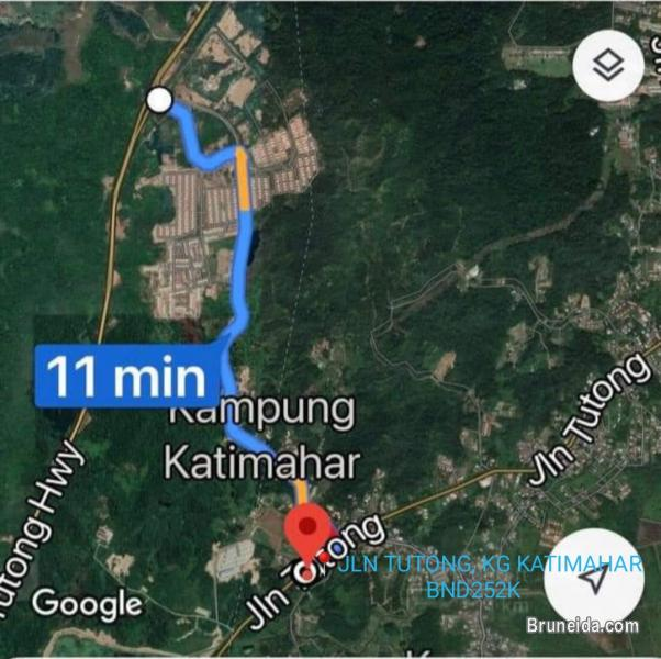 PROPOSED 2 STOREY DETACHED HOUSE FOR SALE AT JALAN TUTONG in Tutong - image