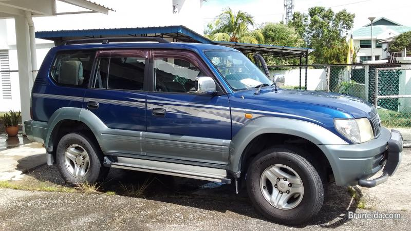 Picture of TOYOTA PRADO FOR SALE