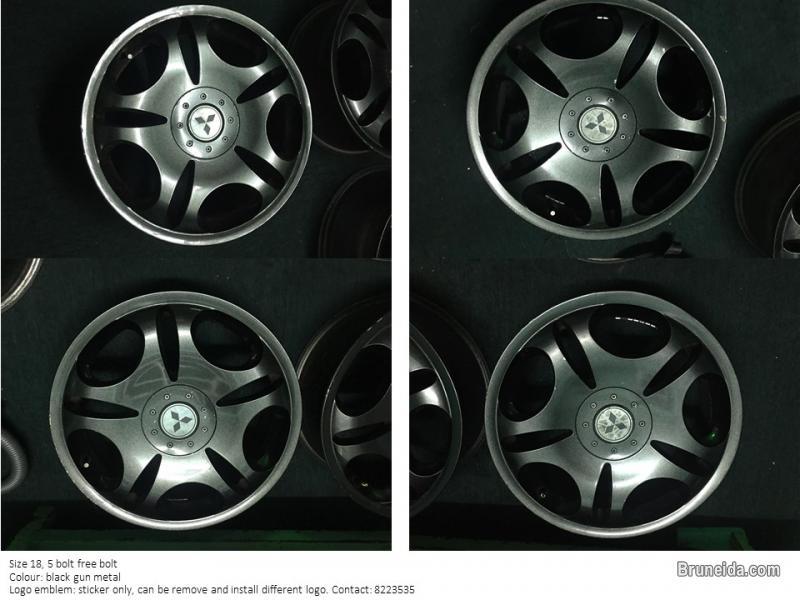 Picture of Sport rim / rim sukan for sale
