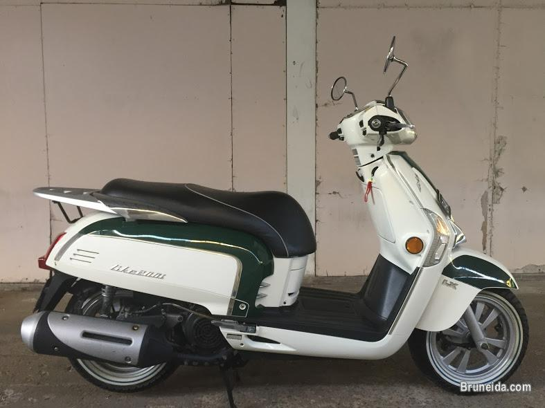 Picture of Kymco like 200i