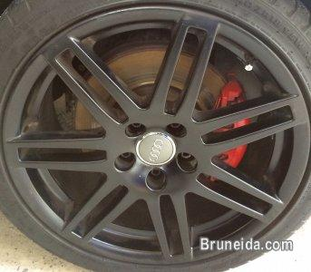 Pictures of 18'' SPORT RIMS PCD112 X 5 (With Tyres) for VW / Audi / Mercedes