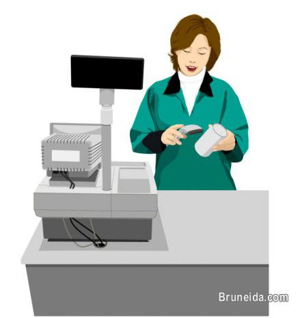 Picture of Cashier