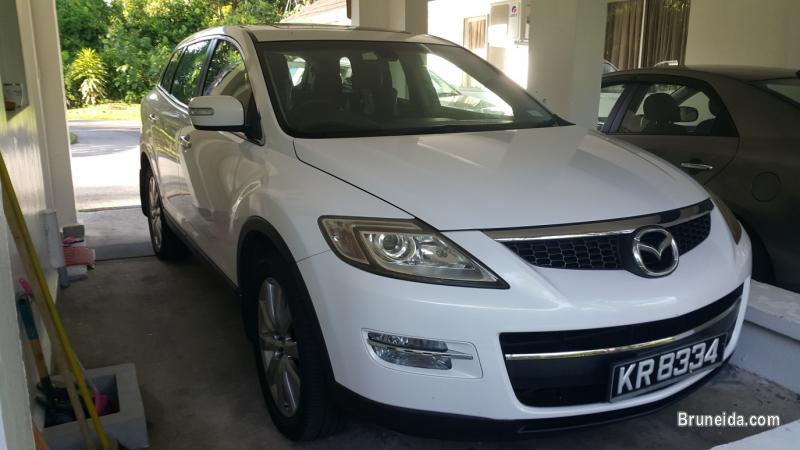 Pictures of Mazda CX-9 TD85, WAGON, AUTOMATIC, MODEL 2009, 7 SEATER