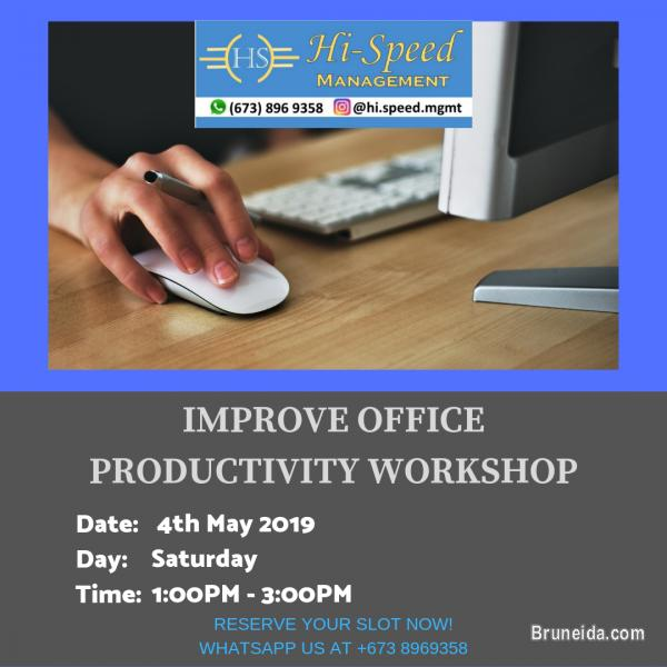 Picture of Improve Office Productivity Workshop