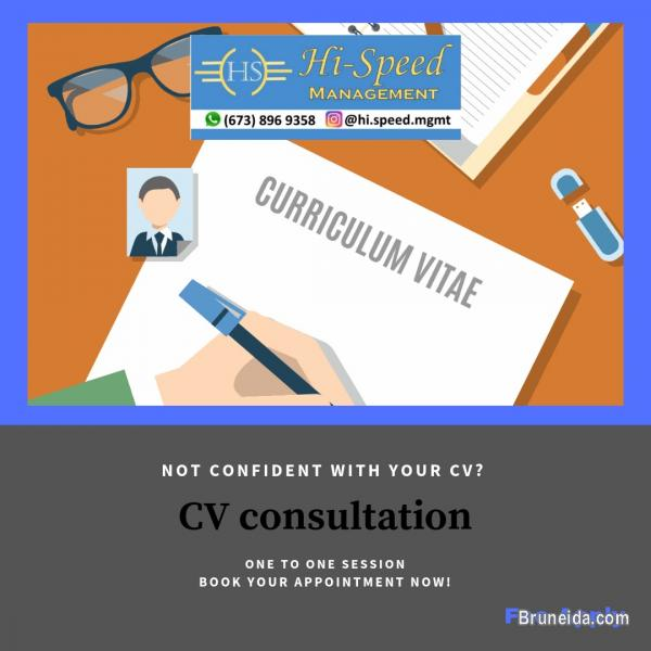 Picture of CV Consultation Service