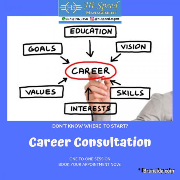 Pictures of Career Consultation