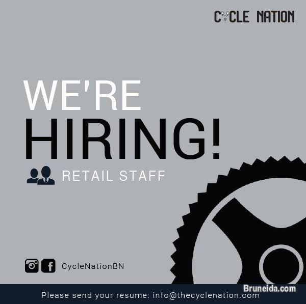 Picture of Sales Assistant- Cycle Nation