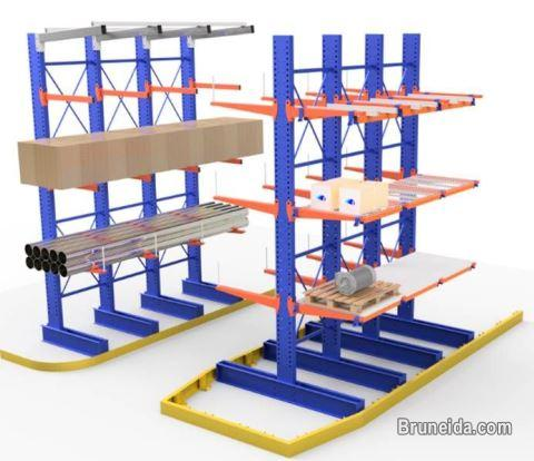 Pictures of Cantilever Rack