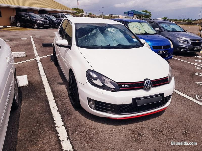 Picture of VWGolf GTI MK6 White for Sale or Continue Finance