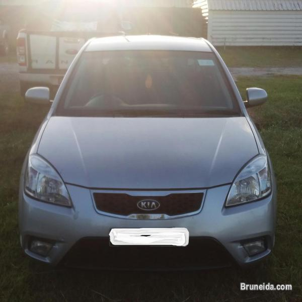 Picture of KIA RIO HATCH - 2010 FOR SALE ONLY 4500 BND