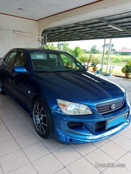 Picture of Lexus IS200 for sale only no swap (nego for serious buyer)