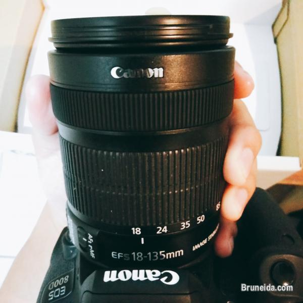 Canon EOS 800D with EFS 18mm-135mm lens (Rebel T7i) only $1, 100 in Brunei Muara