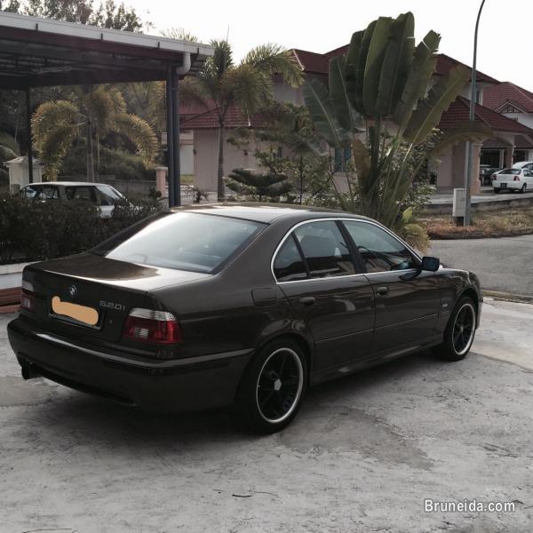 BMW 529i e39 auto petrol in Brunei Muara