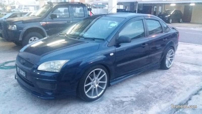 Picture of Ford Focus Manual 1. 6cc