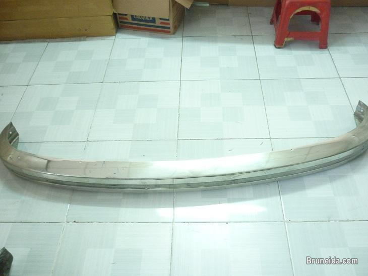 Volkswagen Type 3 Bumper 1970 - 1973 in Stainless Steel in Brunei Muara