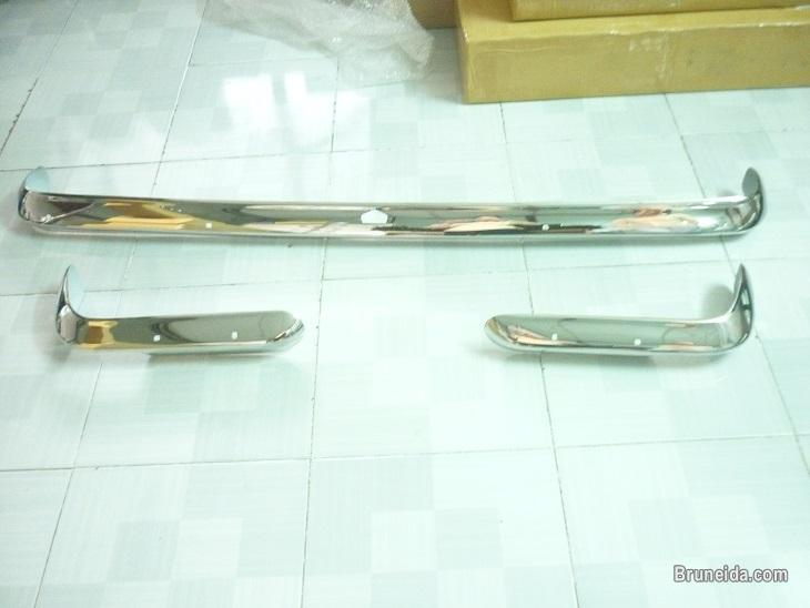 Picture of Ford Cabri Bumper in Stainless Steel