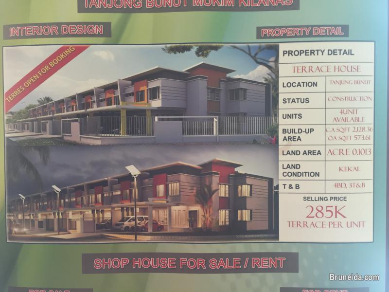 Picture of For sale two storey terrace house 4 units available