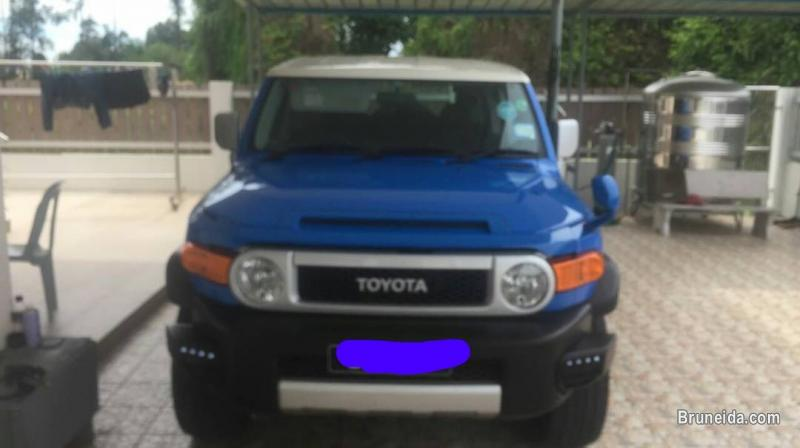 Picture of Toyota FJ land cruiser for sale at KB