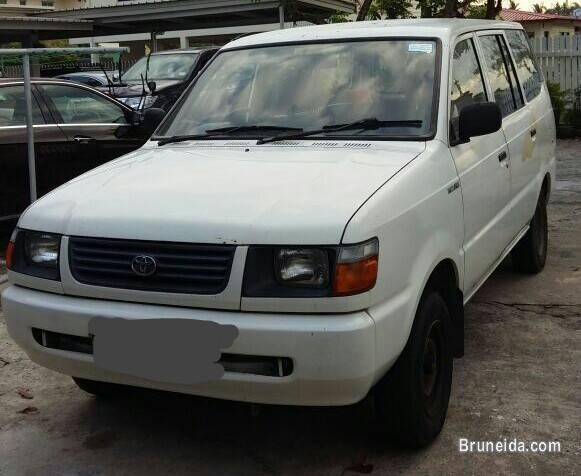 Picture of Toyota kijang 1997 for sale KB