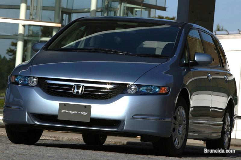 Pictures of Honda Odyssey for sale at KB