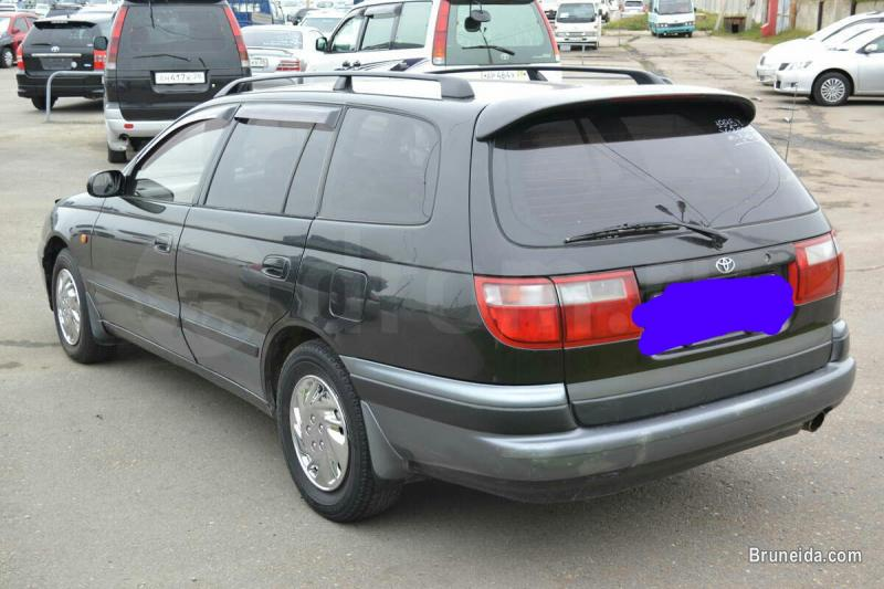 Pictures of Toyota caldina for sale KB