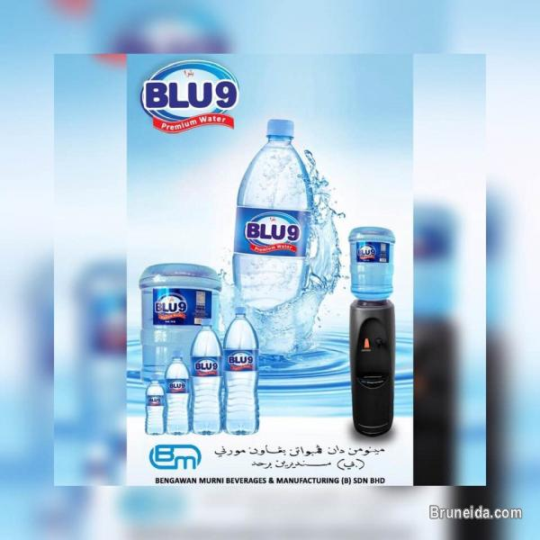 Picture of Blu9 order water with free use of water dispenser @New@