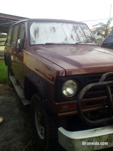 Picture of Nissan Patrol Diesel