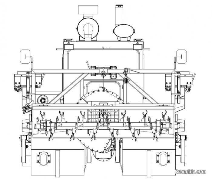 IMS Versi-Dredge 5012LP - For Sales / Rent