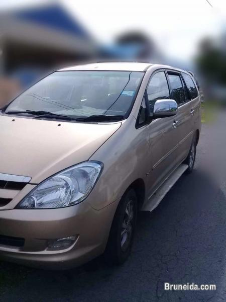 Pictures of For Sale Toyota Innova 2. 4V Automatic wagon