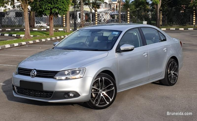 Picture of Low Mileage Volkswagen Jetta 1. 4 TSI Auto