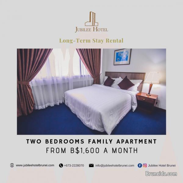2 Bedrooms Family Suite Apartment - image 2