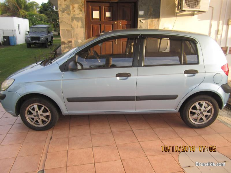 Picture of Hyundai Getz 1. 4GL