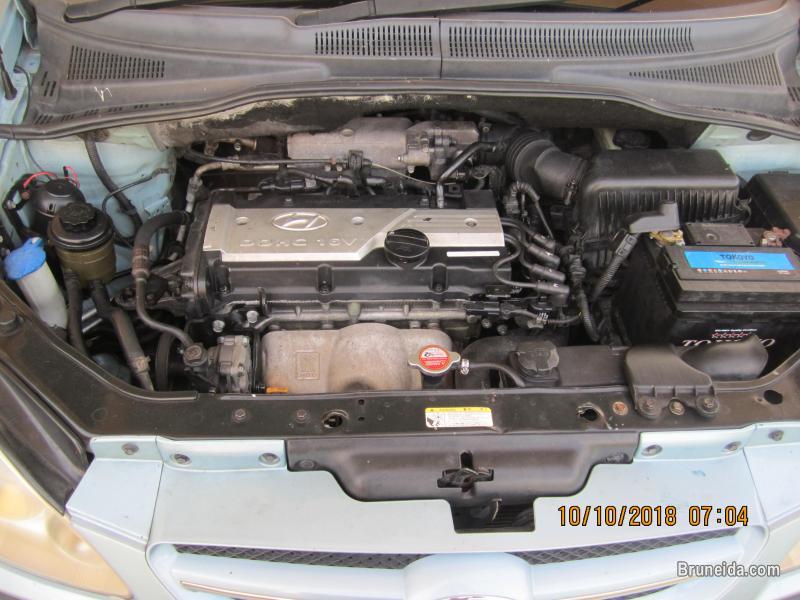 Hyundai Getz 1. 4GL