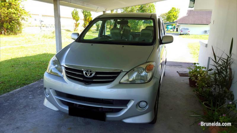 Toyota Avanza 1. 5 Auto