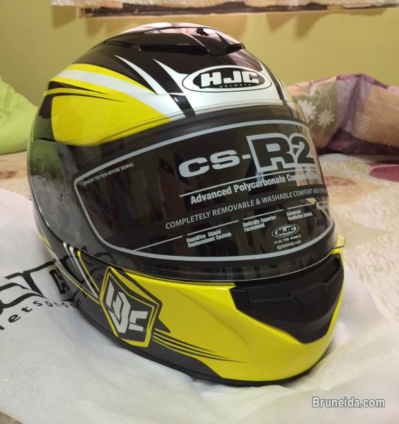 Picture of HJC Motorcycle Helmet (Full Faced) For Sales