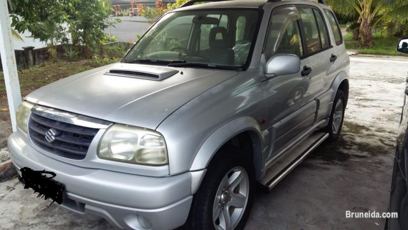 Picture of GRAND VITARA - PARTS ONLY