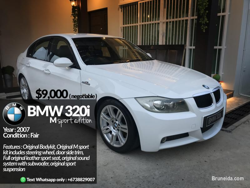 Picture of BMW 320i M sport edition