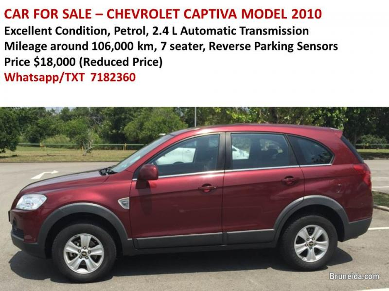 Picture of CHEVROLET CAPTIVA 2010 FOR SALE