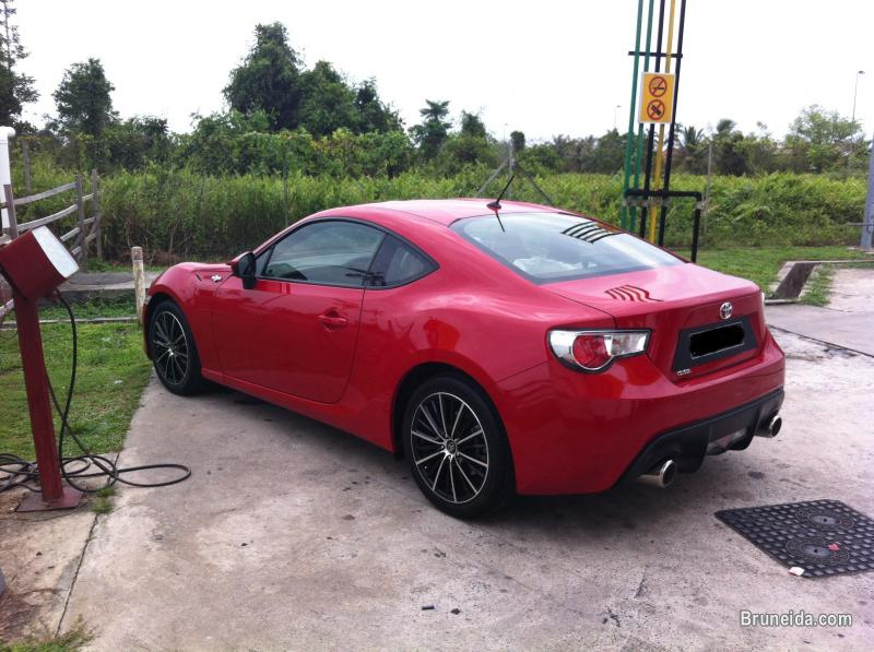 Picture of Toyota 86