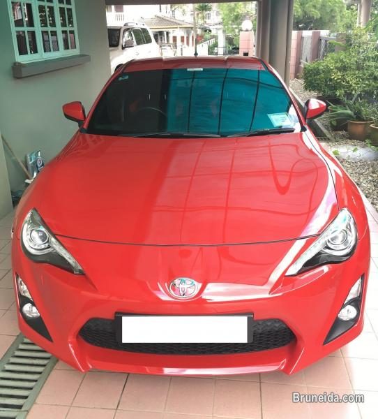 Picture of Toyota 86 Local Unit