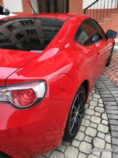 Picture of Toyota 86 in Brunei Muara