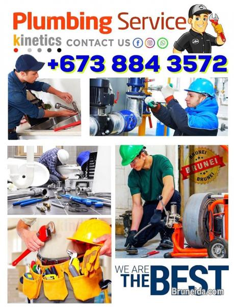 Picture of Plumbing Services - Tukang Paip Brunei