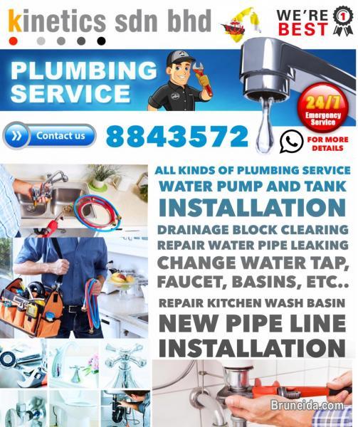 Picture of Plumbing Service Brunei - Tukang Paip Brunei