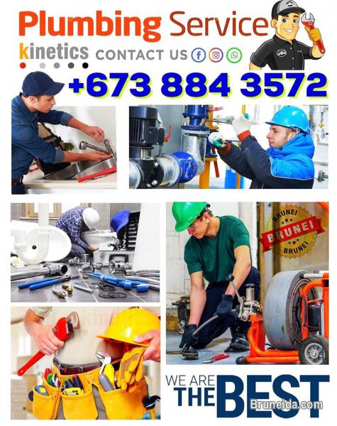 Picture of PLUMBING SERVICE / TUKANG PAIP call: 8843572