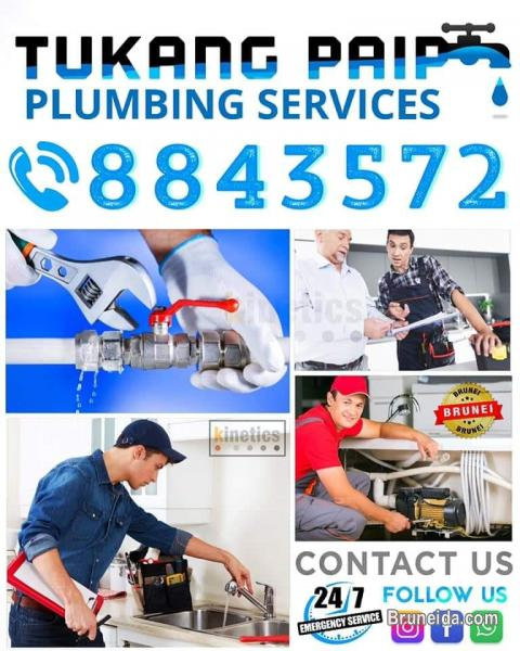 Pictures of Plumbing Service Brunei - Tukang Paip Brunei - Call 884 3572