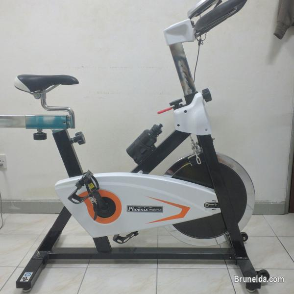 spinning bike bicycle indoor cycling sporting goods bicycles for sale in brunei muara. Black Bedroom Furniture Sets. Home Design Ideas