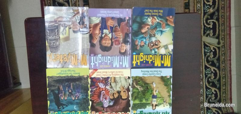 Picture of SCARY STORY BOOKS