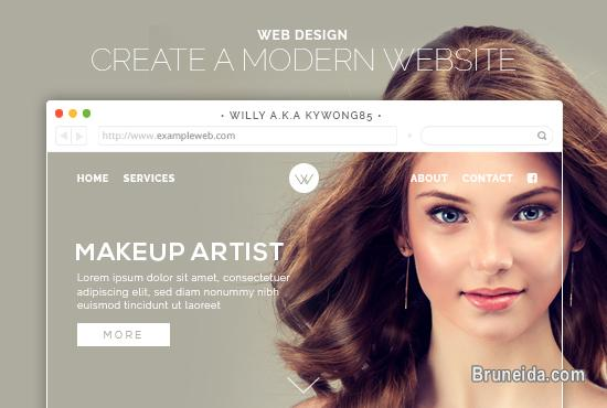 Picture of Professional Web Design, Website, eCommerce, Shopping Cart