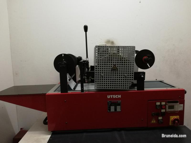 Picture of Car LIcense Plate Machine for Sale
